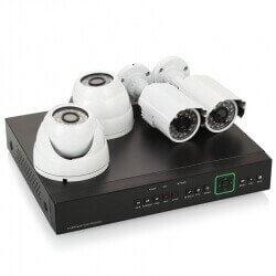 Комплекты камер