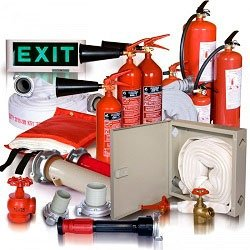 Противо-пожарное оборудование