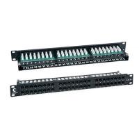 """Патч-панель 48 портов, кат.5, RJ45, UTP, 19"""", 1U"""