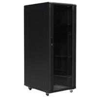 Телекоммуникационный шкаф 27 U 600 x 600 x 1400