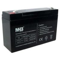 Аккумуляторная батарея MHB MS1,3-6