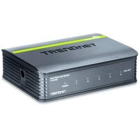 TE100-S5 5 -портовый 10/100Mbps - неуправляемый