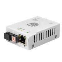 Медиаконвертер 10/100/1000 SM (AD-NET) 20km (SC dplx)