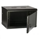 Телекоммуникационный шкаф 6 U, 600 x 600 x 368