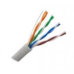 Кабель сетевой/Lan cable UTP, 5e cat (одножил)