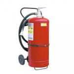(021)Огнетушитель порошковый ОП-100