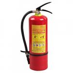 (014) Огнетушитель порошковый ОП-4