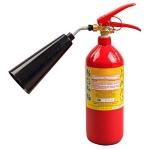 Огнетушитель углекислотный 2 л